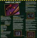 Hard Hat Mack Atari instructions
