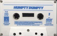 Humpty Dumpty / Jack and Jill Atari tape scan
