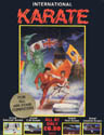 International Karate Atari tape scan