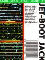 Jet Boot Jack Atari tape scan