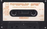 Knockout Atari tape scan