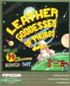 Leather Goddesses of Phobos Atari disk scan