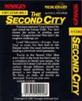Mercenary - The Second City Atari tape scan