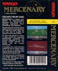 Mercenary - Escape from Targ Atari tape scan