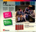 PQ - The Party Quiz Game Atari disk scan