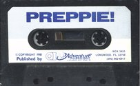 Preppie! Atari tape scan