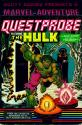 Questprobe #1 - The Hulk Atari tape scan