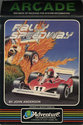 Rally Speedway Atari cartridge scan
