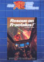 Rescue on Fractalus! Atari cartridge scan