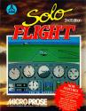 Solo Flight - Second Edition Atari tape scan
