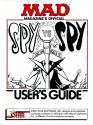 Spy vs. Spy Atari instructions