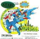 Superman - The Game Atari disk scan
