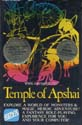 Dunjonquest - Temple of Apshai Atari disk scan