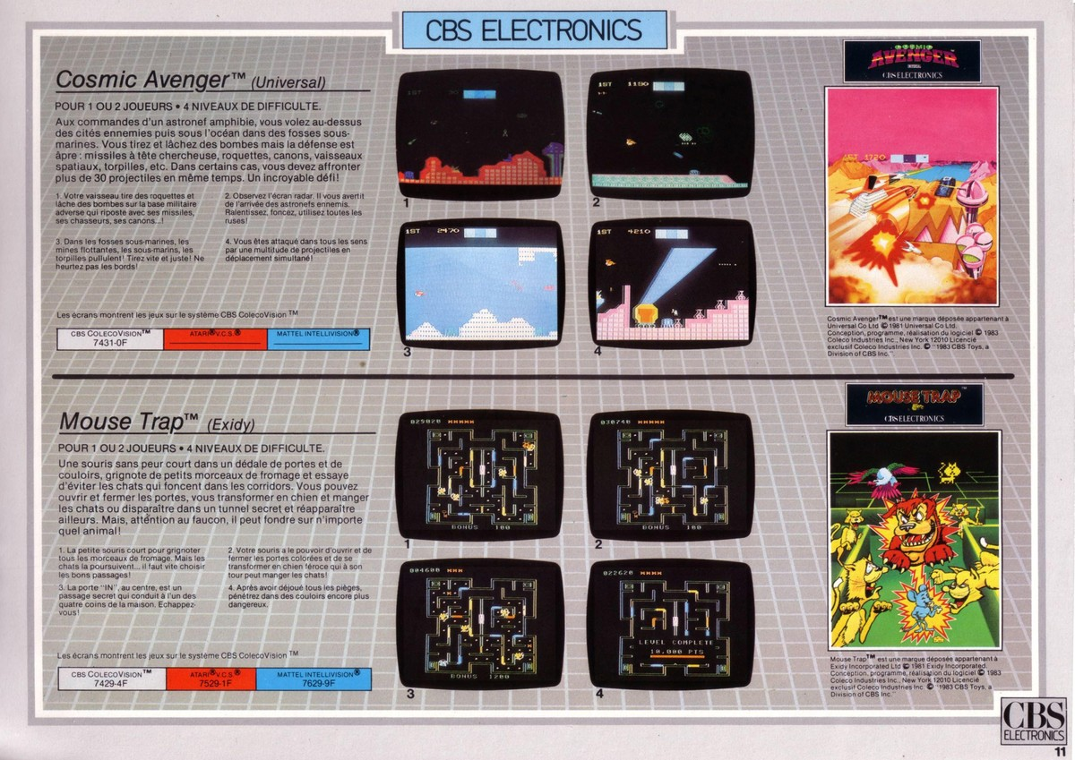 Tiger Electronics Henry Game Instructions