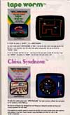 China Syndrome Atari catalog