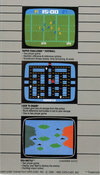 Super Challenge Football Atari catalog