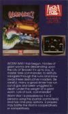 Atari 2600 VCS  catalog - 20th Century Fox / Fox Video Games - 1982
