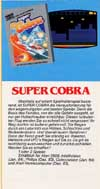 Atari 2600 VCS  catalog - Parker Brothers (Germany) - 1983