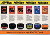 Spider Fighter Atari catalog