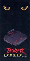 Atari Jaguar  catalog - Atari (USA)
