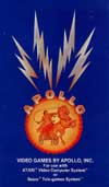 Atari Apollo / Games by Apollo  catalog