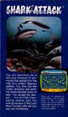 Shark Attack Atari catalog