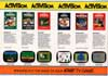 Boxing Atari catalog