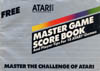 Atari Atari (USA) Score book catalog