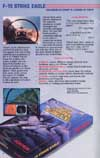 F-15 Strike Eagle Atari catalog