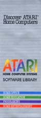 Atari Atari (UK) Software Library catalog