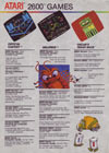 Atari Atari (USA) CO25261-001 REV. A catalog