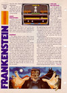 Frankenstein's Monster Atari catalog