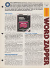 Word Zapper Atari catalog