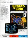 Wizard of Wor Atari catalog