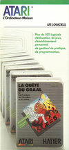 Atari 400 800 XL XE  catalog - Atari (France)