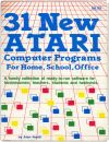 31 New Atari Computer Programs Books