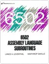 6502 Assembly Language Subroutines Books