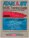 Atari ST Basic Training Guide Books