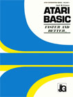 Atari BASIC Faster and Better Books