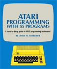Atari Programming with 55 Programs Books