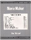 Movie Maker Manuals