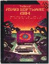 The Book of Atari Software - 1984 Books