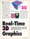 Real Time 3D Graphics for the Atari ST Articles