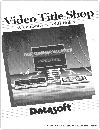 Video Title Shop Manuals