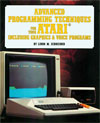 Advanced Programming Techniques for Your Atari Books