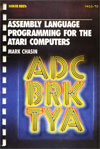 Assembly Language Programming for the Atari Computers Books