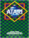 Atari Video Computer System Merchandising Tips Dealer Documents