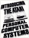 Atari 400 800 XL XE Press Kits