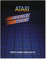 Atari Flying High Dealer Documents