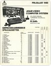 Atari Prijslijst Dealer Documents